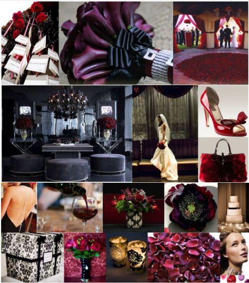 Purple Wedding Color Scheme | Thelittlewhitebook\'s Blog